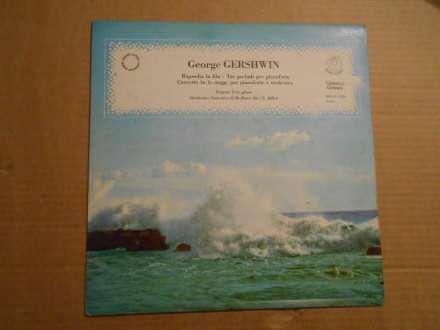 George Gershwin - Un Americano A Parigi / Rapsodia In Blue