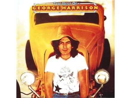 George Harrison ‎– The Best Of George Harrison