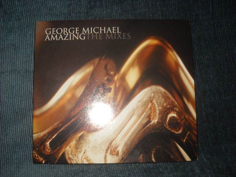 George Michael - Amazing (The Mixes)