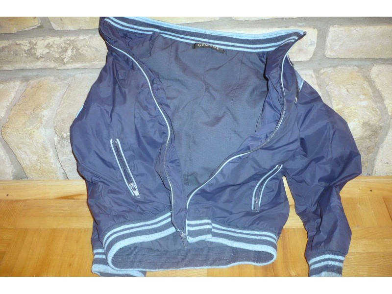 George prelazna jaknica Big B 4-5 godina (104-110 cm)