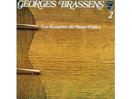 Georges Brassens - 2 - Les Amoureux Des Bancs Publics