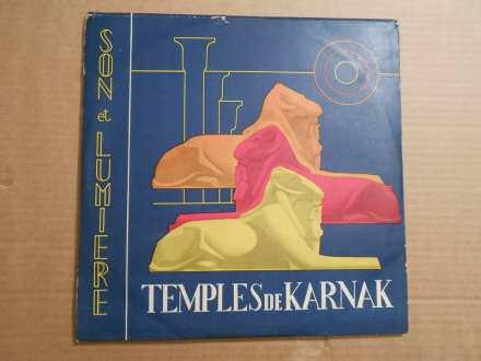 Georges Delerue, Gaston Bonheur, Son Et Lumière - Temples De Karnak - Thebes Aux Cent