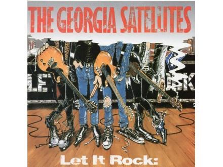 Georgia Satellites, The - Let It Rock: Best Of The Georgia Satellites