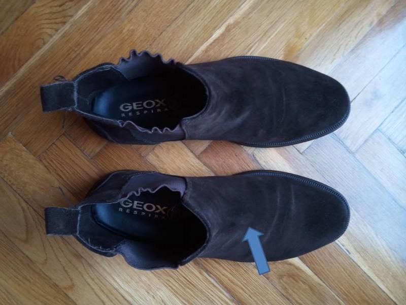 Geox poluduboke čizme,