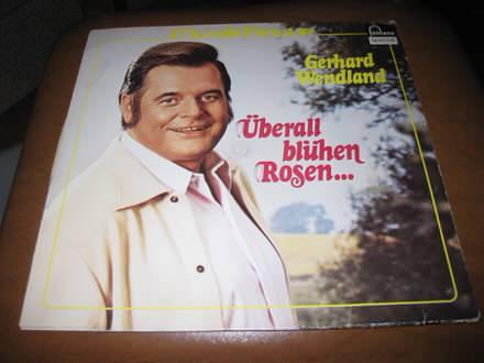 Gerhard Wendland - Musik Revue - Überall Blühen Rosen