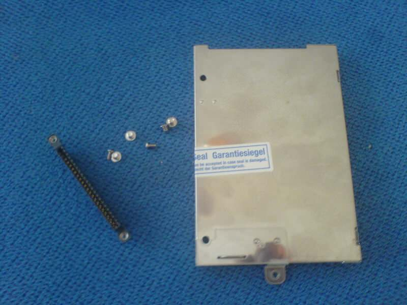 Gericom kompletno kuciste hard diska za lap sa cesljom
