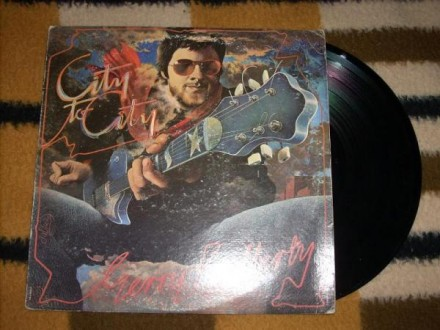 Gerry Rafferty-City To City LP