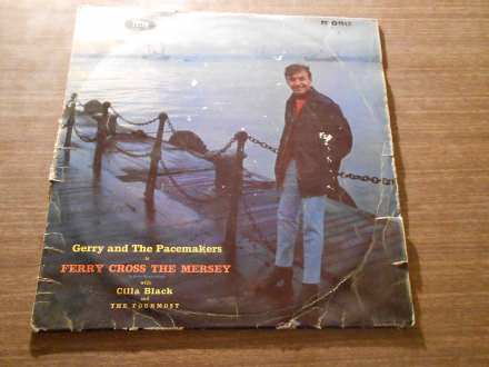Gerry & The Pacemakers - Ferry Across The Mersey