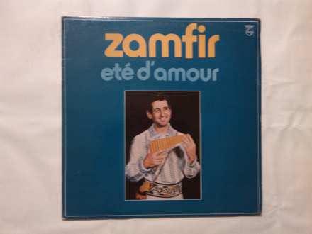 Gheorghe Zamfir - Eté D`Amour