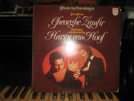 Gheorghe Zamfir - Music By Candlelight