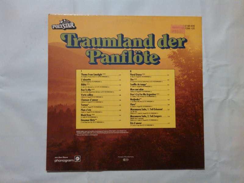 Gheorghe Zamfir - Traumland Der Panflöte