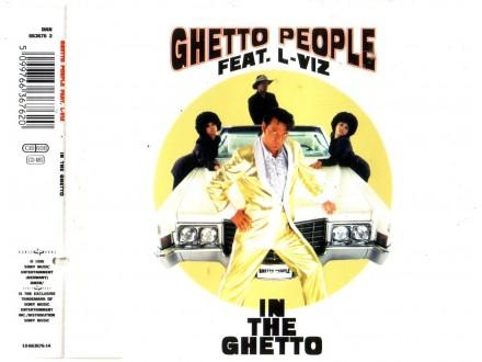 Ghetto People feat (L-W-Viz) - In The Ghetto