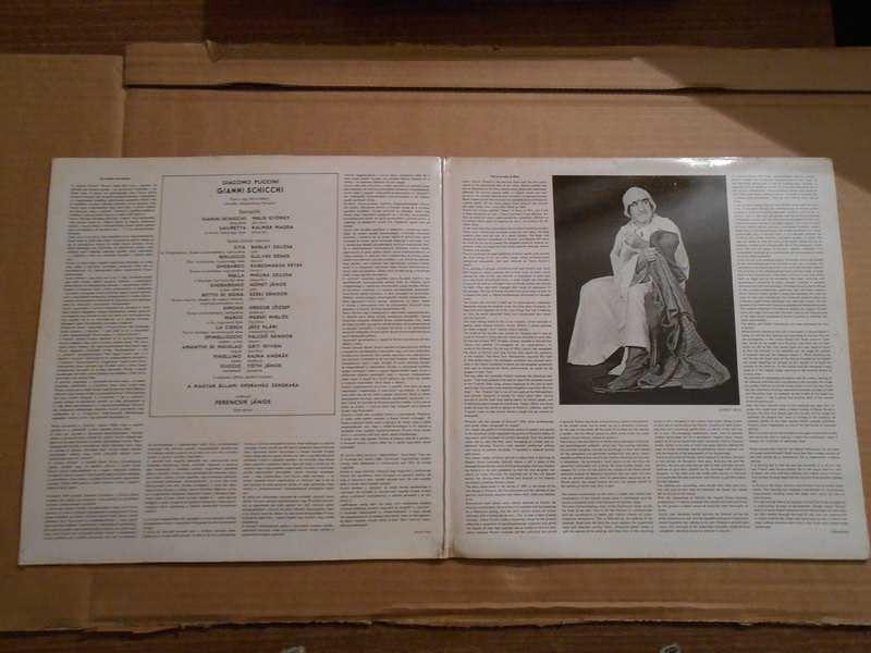 Giacomo Puccini, Fernando Corena, Renata Tebaldi, Orchestra Of The Maggio Fiorentino, Lamberto Gardelli - Gianni Schicchi