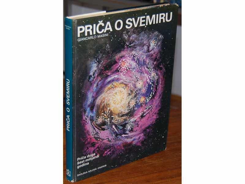 Giancarlo Masini - PRIČA O SVEMIRU