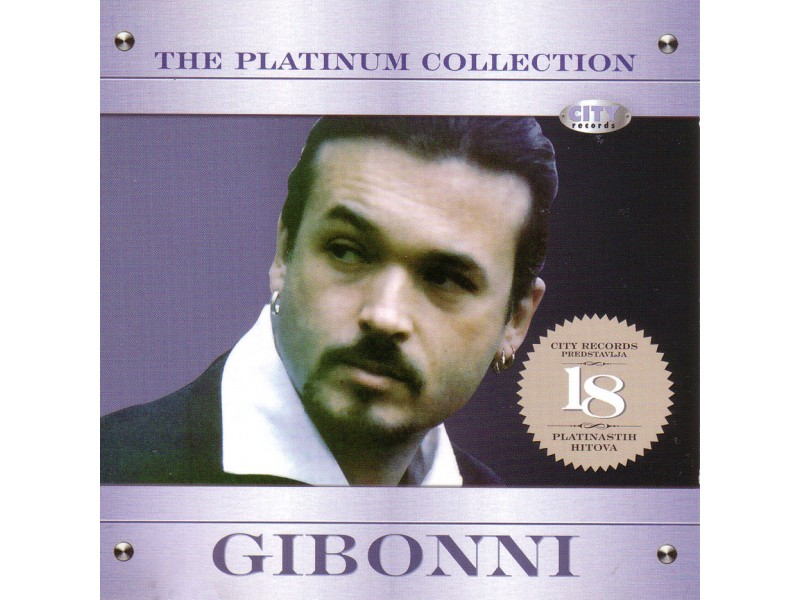Gibonni - The Platinum Collection