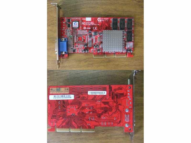 Gigabyte AG32S AGPx4 32 MB 64 bita + GARANCIJA!