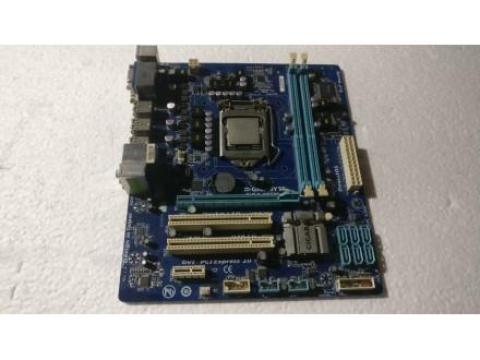 Gigabyte GA-H55M-S2V + i3 540 lga1156
