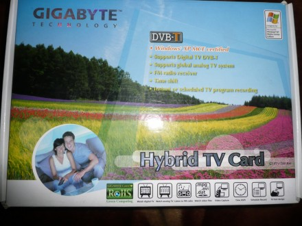 Gigabyte Hybrid TV Card   GT-PTV-TAF-RH