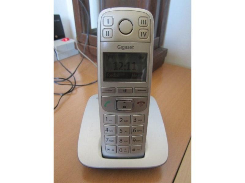 Gigaset E500 - bežični telefon