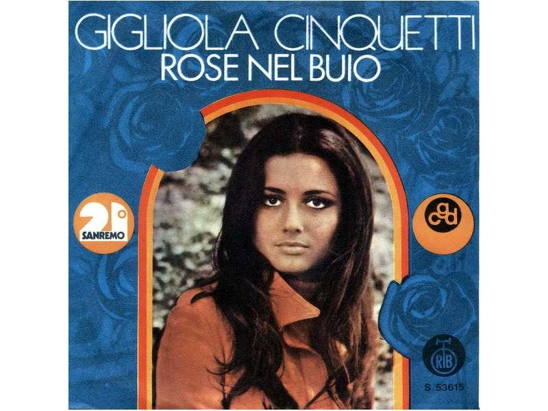 Gigliola Cinquetti - Rose Nel Buio