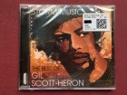 Gil Scott-Heron-STORM MUSIC:The Best Of Gil Scott-Heron