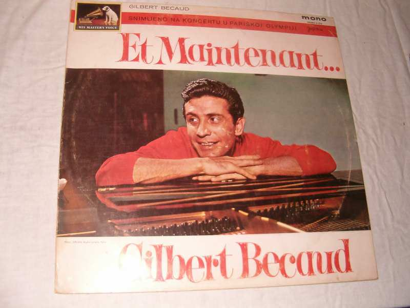 Gilbert Bécaud - Et Maintenant...