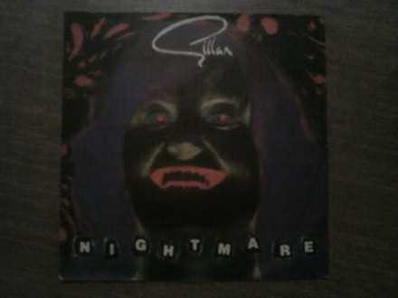 Gillan - Nightmare