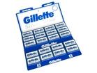 Gillette Silver Blue - zileti za brijanje (100 nozica)