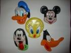 Gipsane slike za zid- Disney junaci
