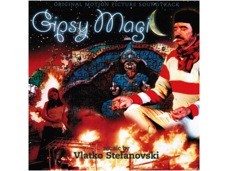 Gipsy Magic - Soundtrack  Vlatko Stefanovski