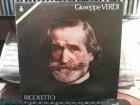 Giuseppe Verdi - Italija Kolevka Opere Rigoleto (Odlomci)