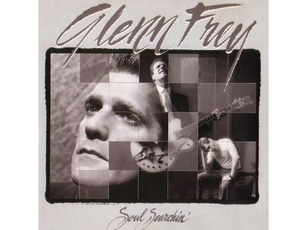 Glenn Frey - Soul Searchin`