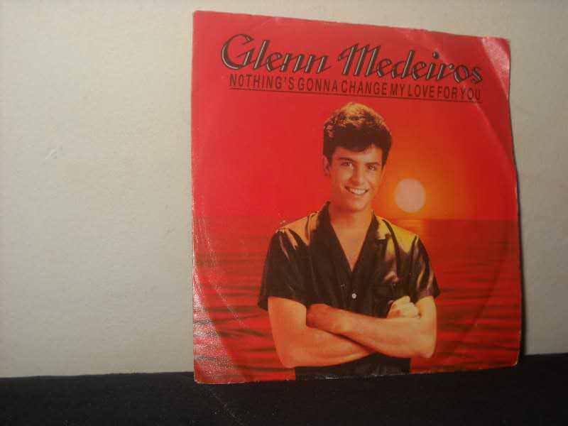 Glenn Medeiros - Nothing`s Gonna Change My Love For You