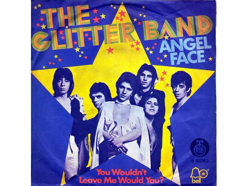 Glitter Band, The - Angel Face