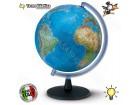 Globus fizičko-geografski svetleći 40cm - Novo