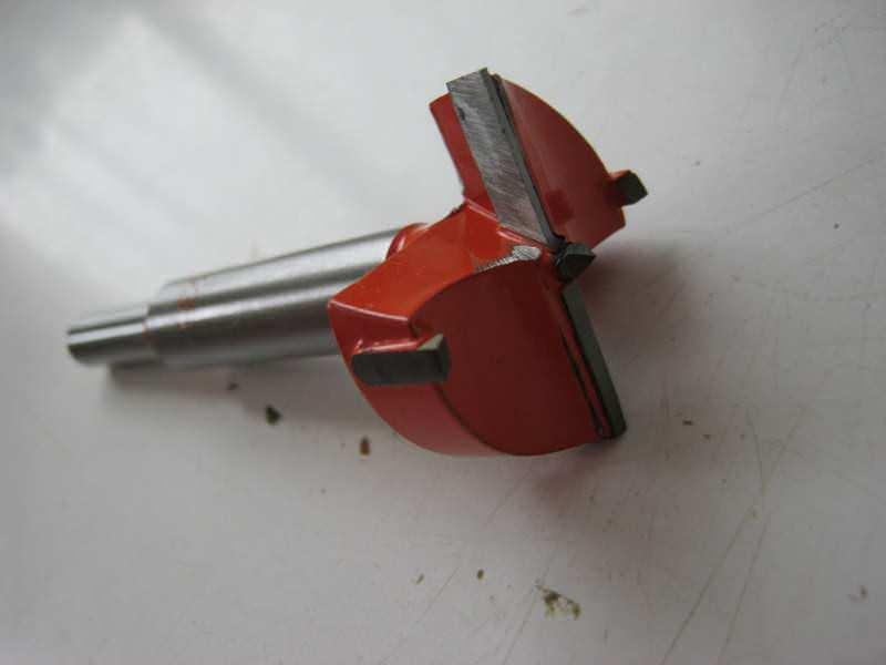 Glodalo za šarke 35mm