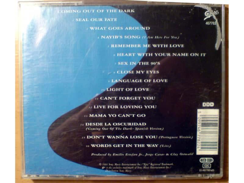Gloria Estefan: Into the Light