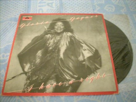 Gloria Gaynor-I Have A Right LP