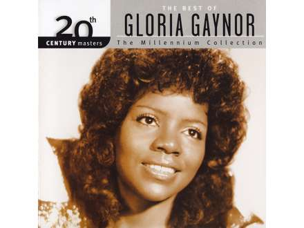 Gloria Gaynor - The Best Of Gloria Gaynor: 20th Century Masters - The Millennium Collection