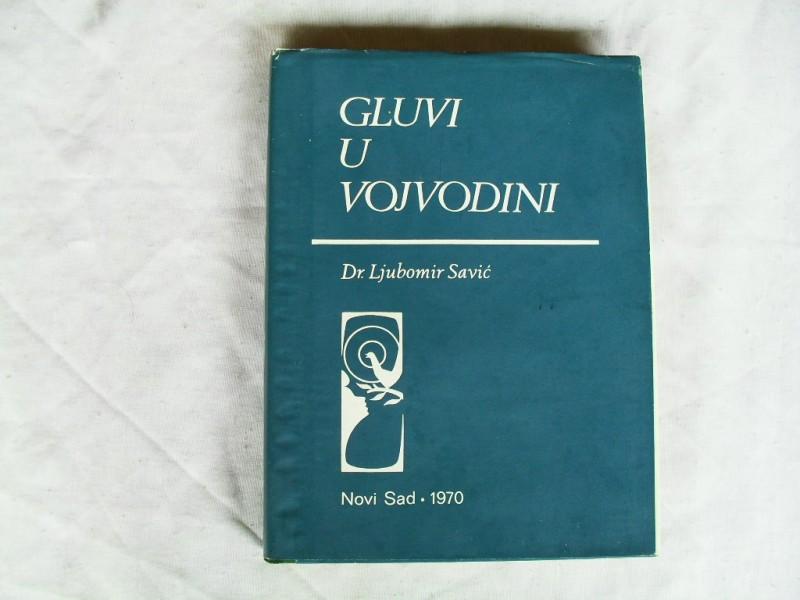 Gluvi u Vojvodini