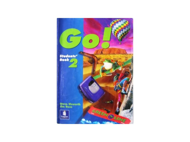 Go ! Students Book 2