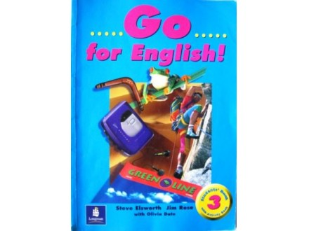 Go for English !  Students Book - with Activity Book