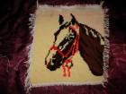 Goblen-konjska glava
