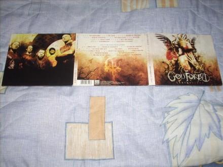 God Forbid - Earthsblood 2CD Digipack Deluxe!!!