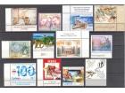 Godišnjice 12 različitih maraka Srbije