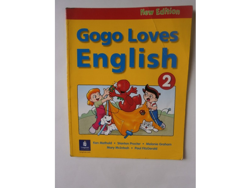 Gogo Loves English 2, Ken Methold, Stanton Procter