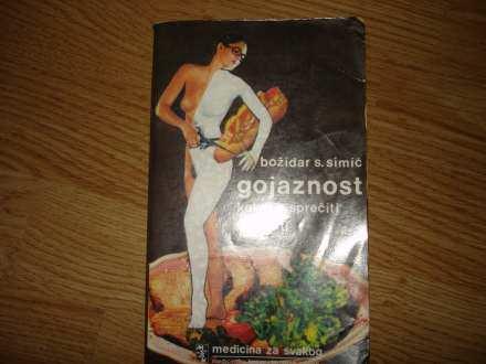 Gojaznost i kako je spreciti i izleciti , Bozidar S. Si
