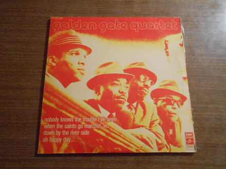 Golden Gate Quartet, The - Golden Gate Quartet