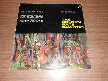 Golden Gate Quartet, The - Spirituals