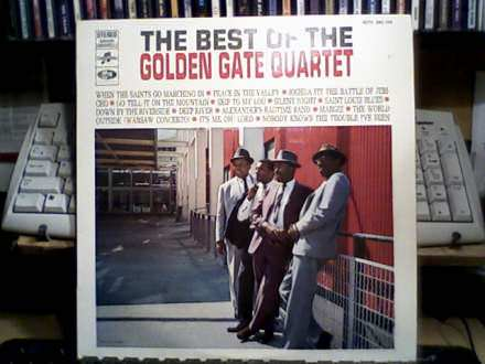 Golden Gate Quartet, The - The Best Of The Golden Gate Quartet